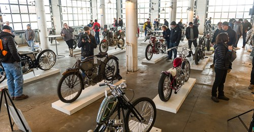 Photo Gallery: 10th Annual One Moto Show